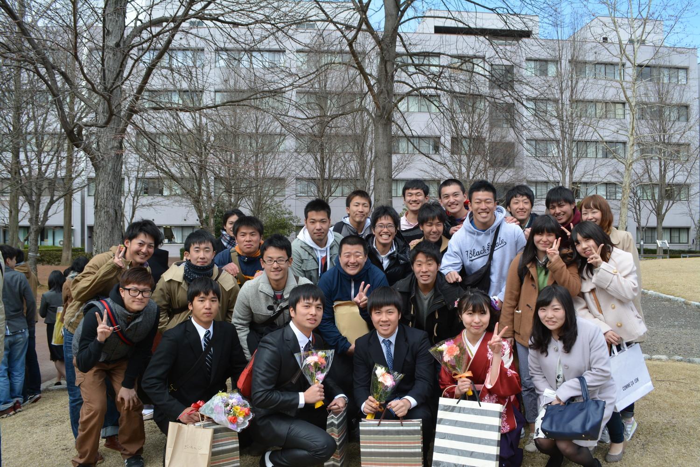 卒業式 | 福島県立医科大学ラグ...